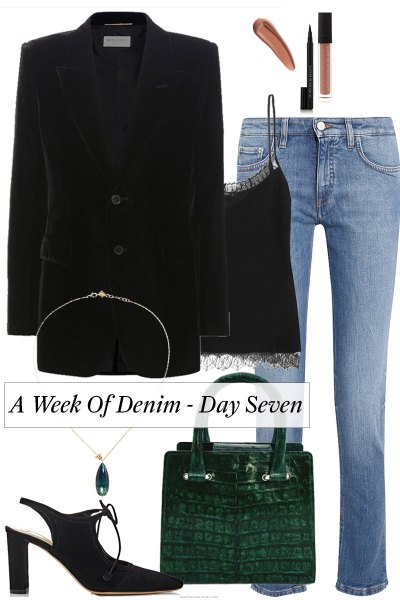 A Week Of Denim – Day Seven