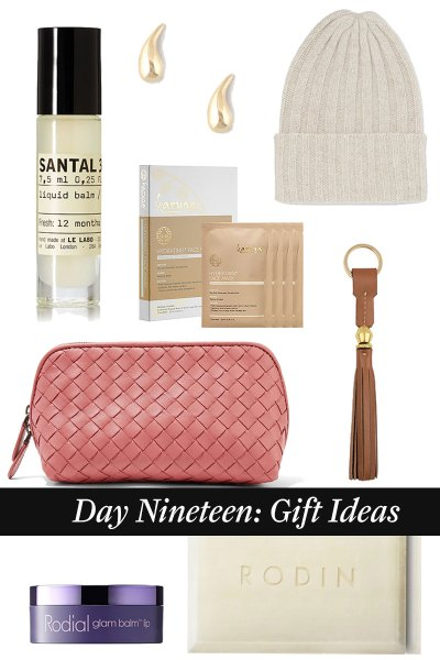 Counting Down To Christmas – Day 19 – Gift Ideas