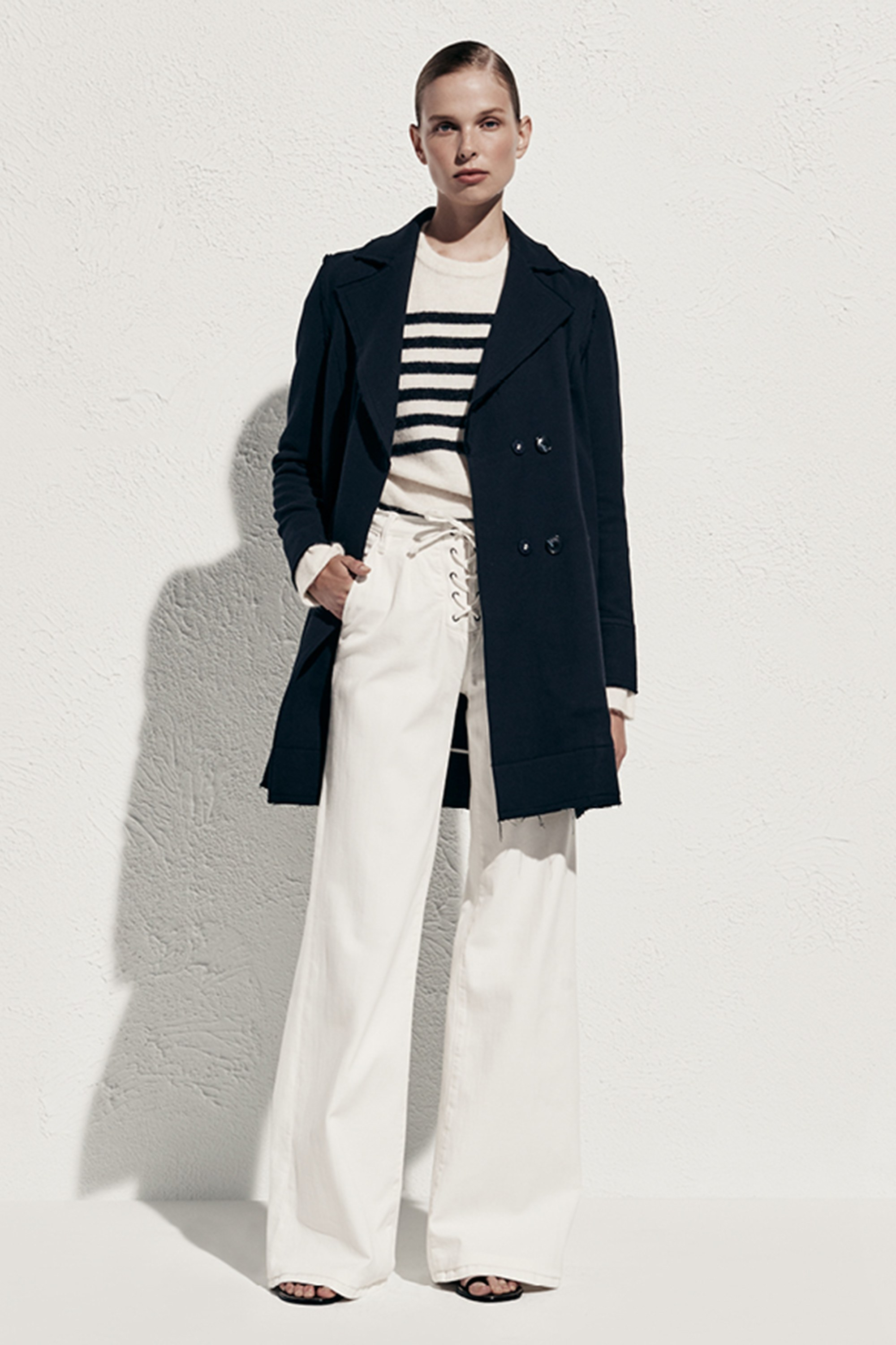 Relaxed Nautical For Spring