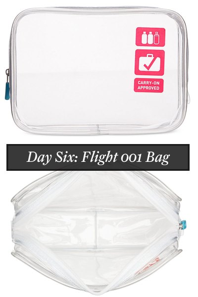 Counting Down To Christmas – Day 6 – Flight 001 Bag