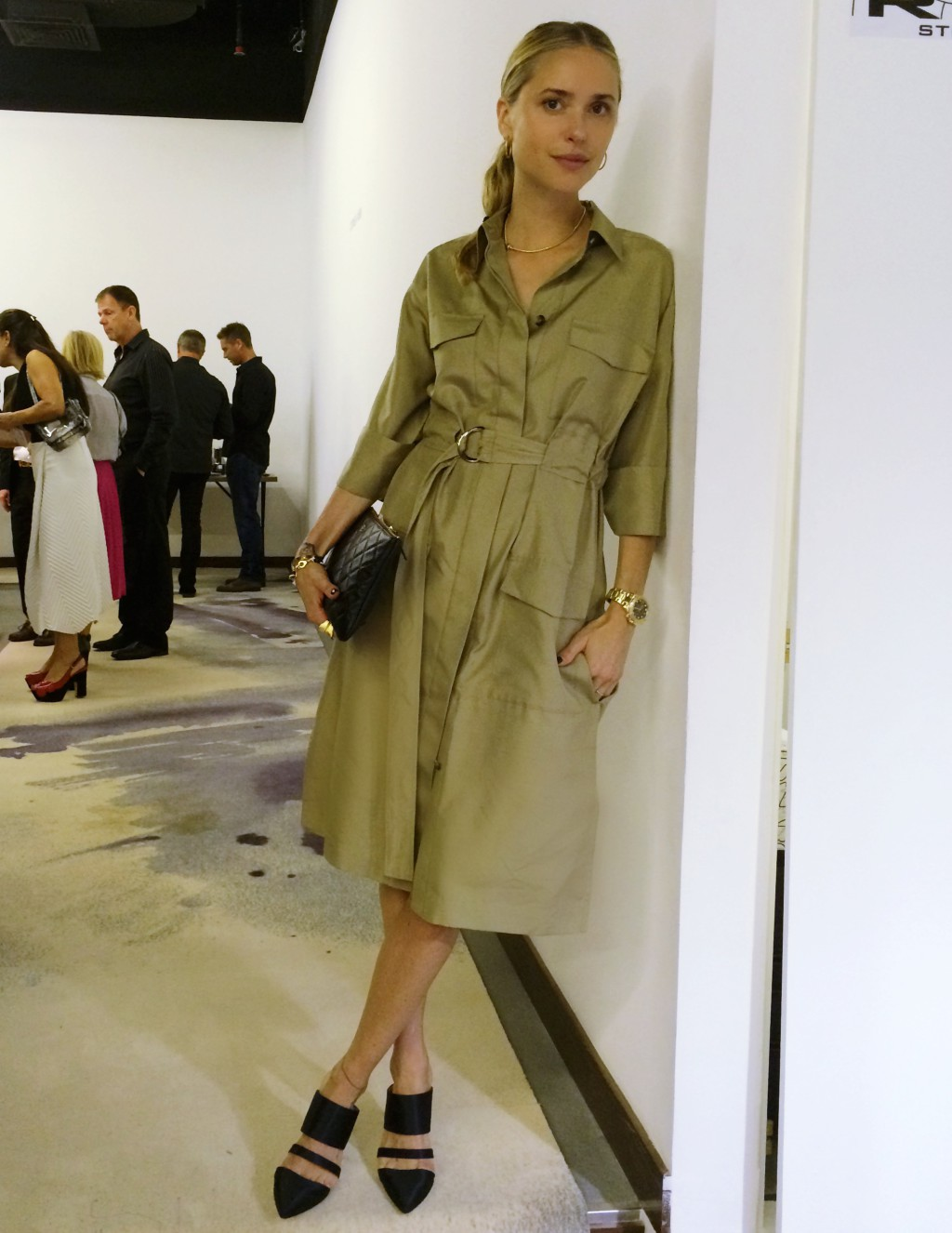The Modern Shirtdress