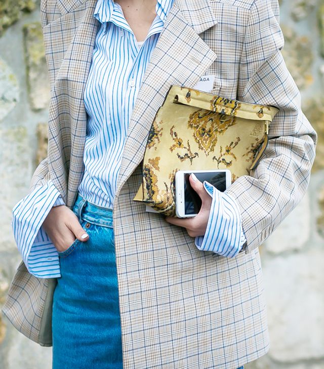 Wish List: A Great Plaid Blazer