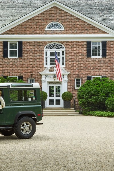 Tory Burch's Southhampton Home