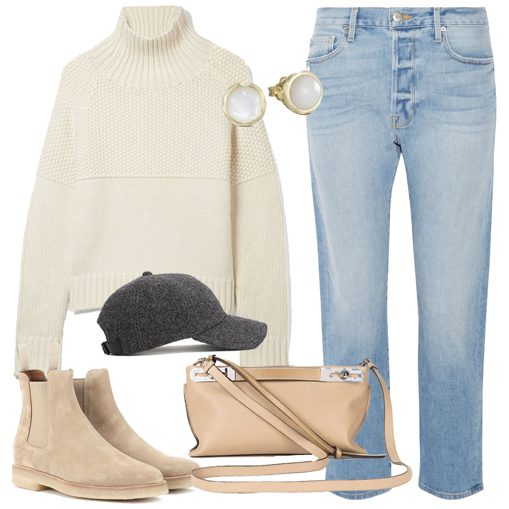 A Great Ivory Sweater