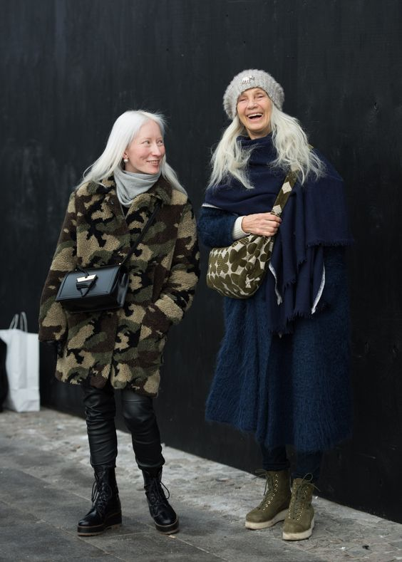 Coats and Boots – Stockholm Street Style