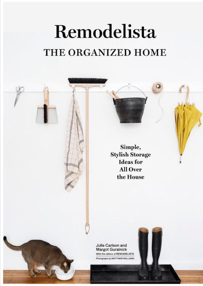 This Week's Items: Getting Organized 1.7.2018