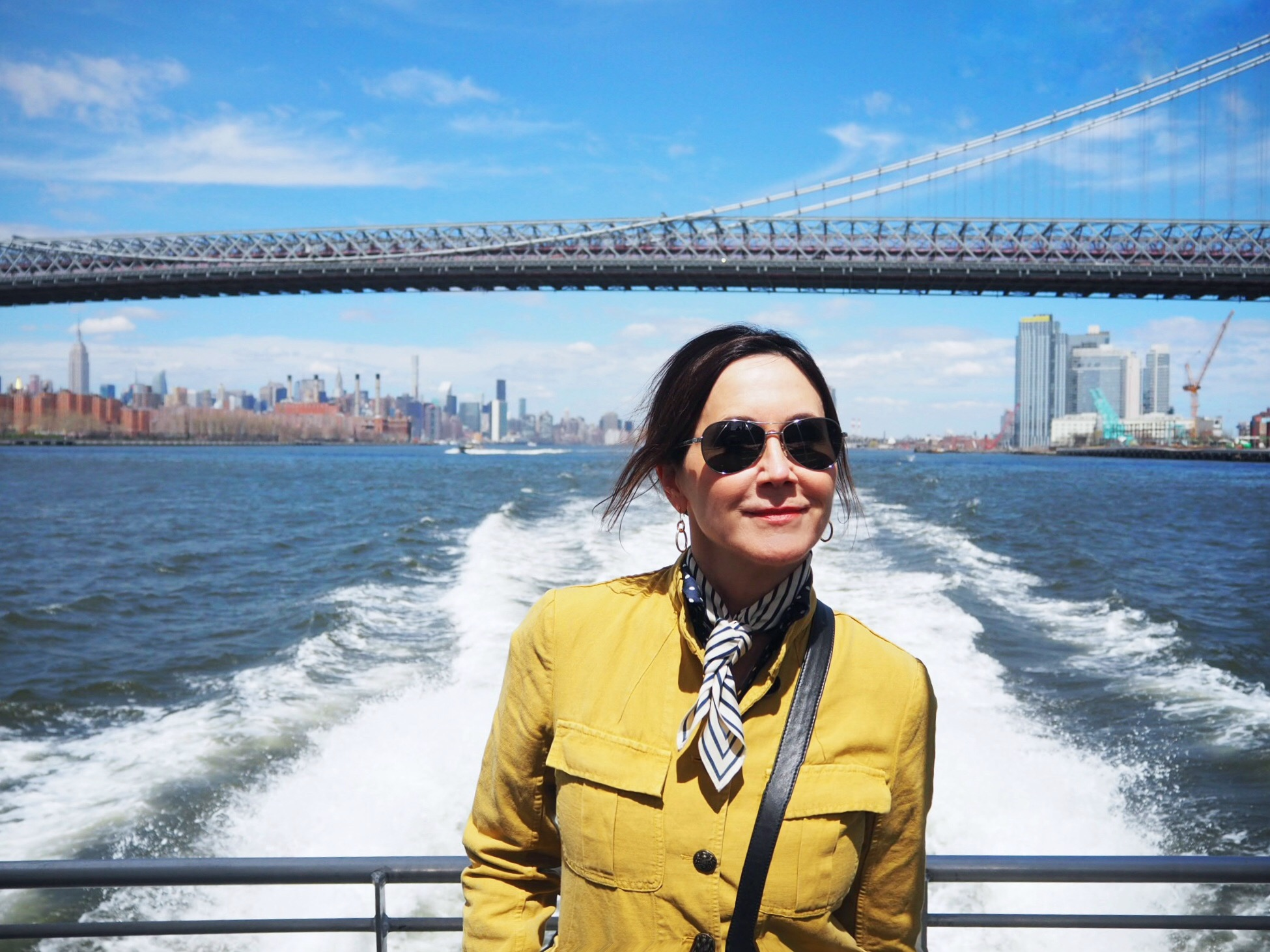 A Spring Trip to New York