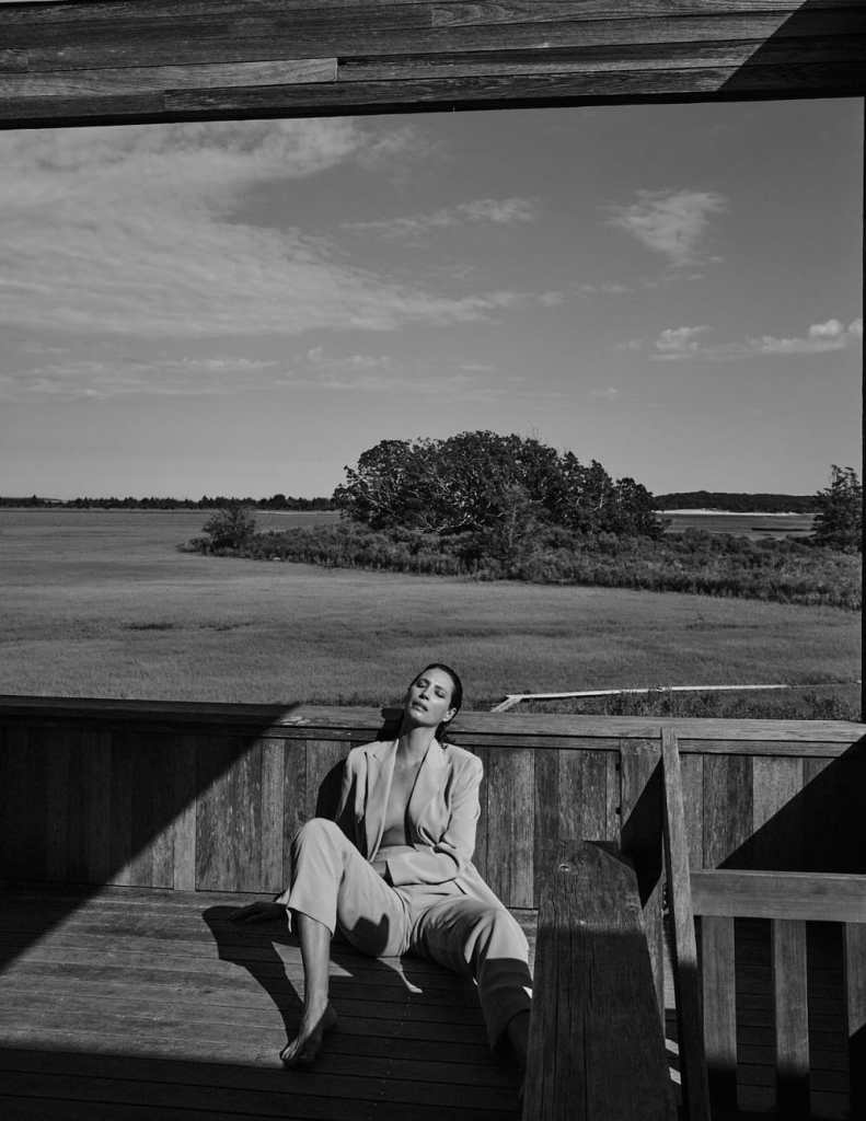 christy turlington Vogue Poland September 2018 julie pelipas
