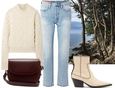 denim update october fall trends