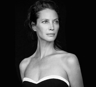 Town and Country 2016 christy turlington burns