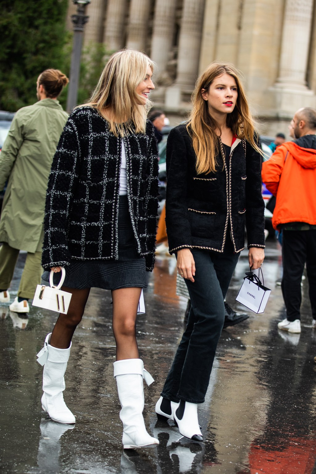 CHANEL INSPIRED JACKETS