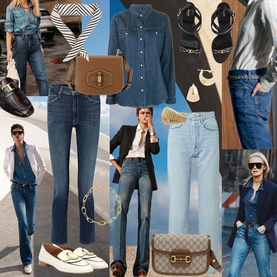 A RERUN ON DENIM DAYS