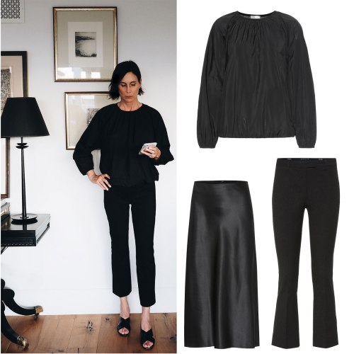 BLACK IS ALWAYS GOOD - A NOTE ON STYLE