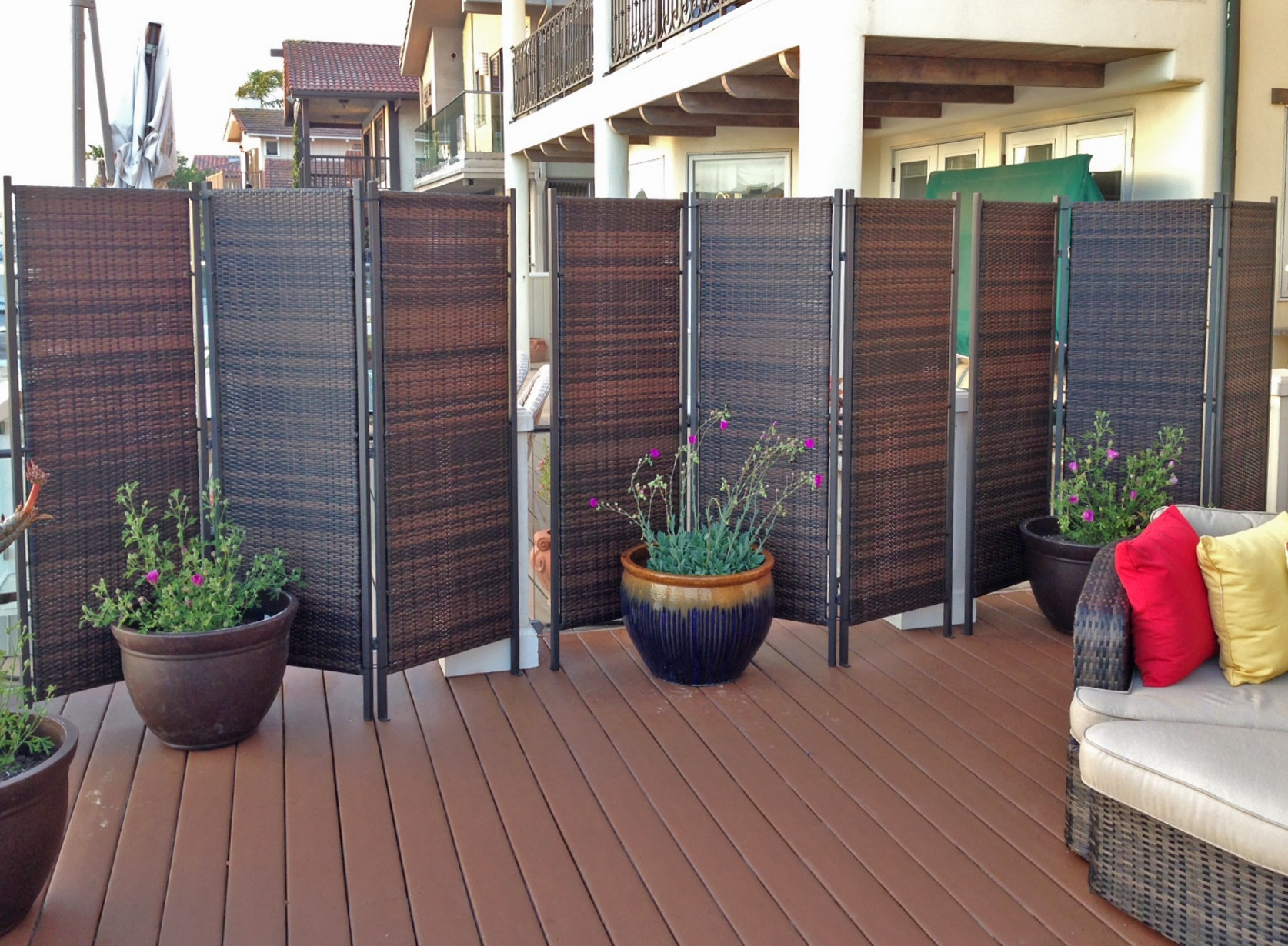 Screened Deck Pictures