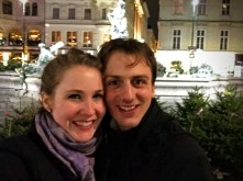 Engagement in Vienna