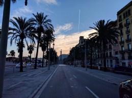 barcelona-weekend-beach-drive