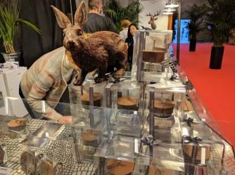 events-paris-salon-du-chocolat-statue
