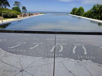Normandy Colleville Memorial