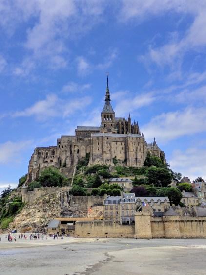 Normandy Mont Saint Michel