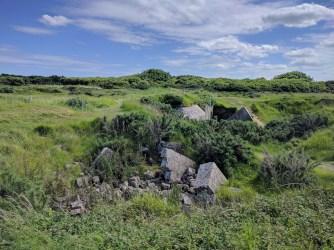 Normandy Pointe du Hoc bunker