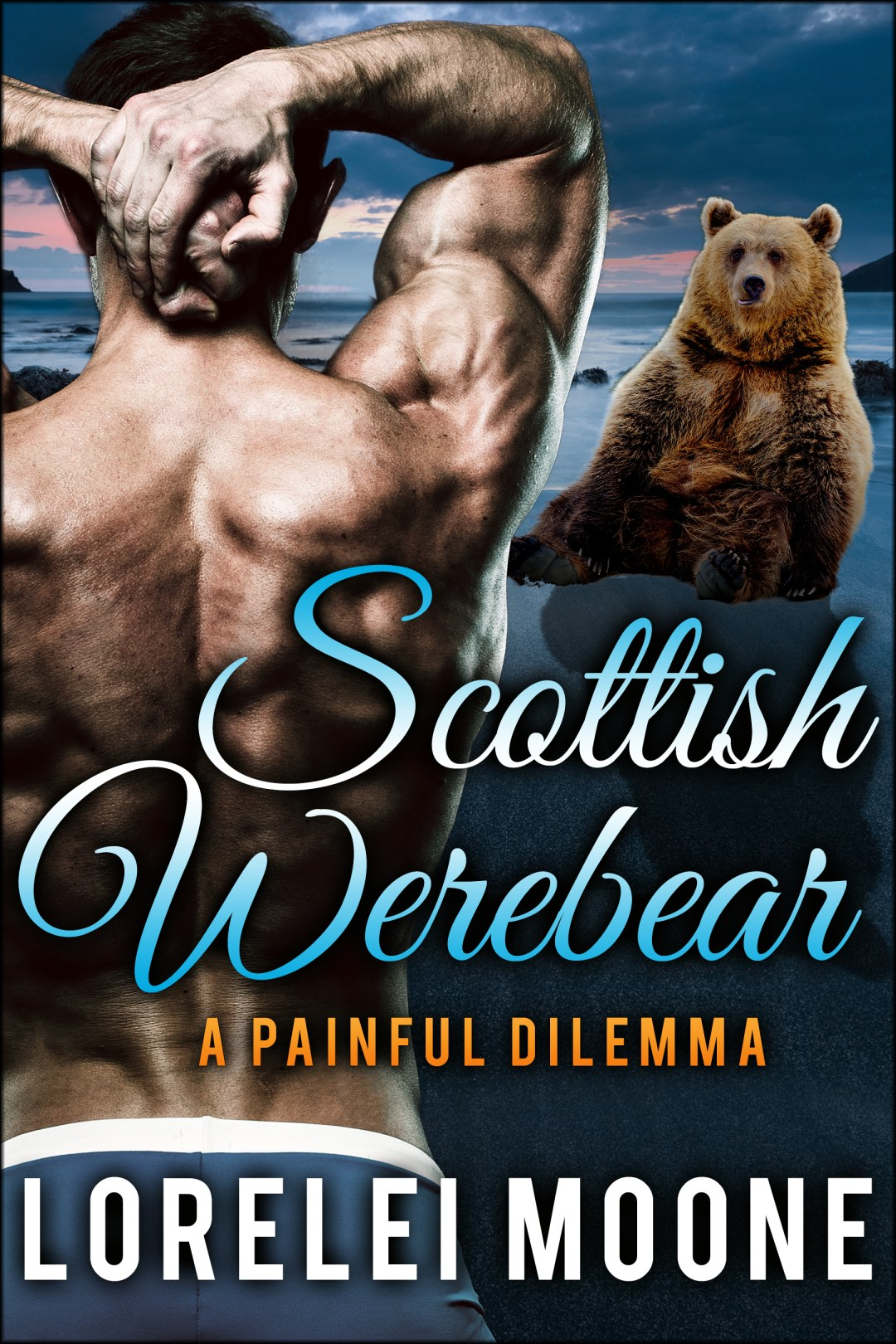Scottish Werebear, A Painful Dilemma Cover
