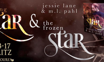 The Burning Star Book Blog Tour