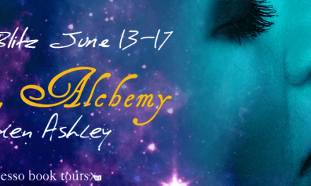 Love, Alchemy by Eden Ashley Release Day Blitz