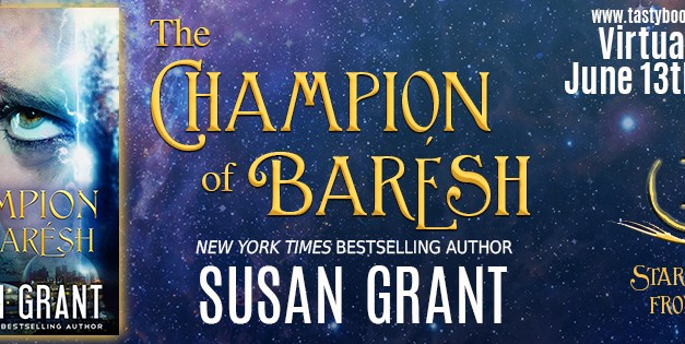 THE CHAMPION OF BARESH by Susan Grant