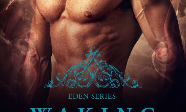 Waking Eden by Rhenna Morgan Blog Tour