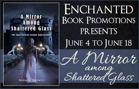 A Mirror Among Shattered Glass by Romarin Demeteri Blog Tour
