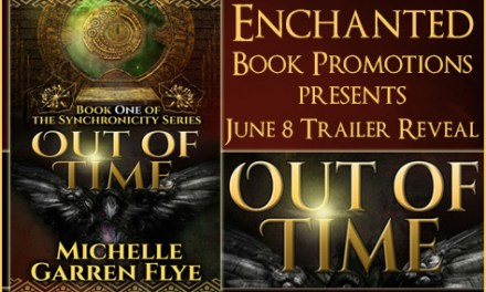 Out of Time by Michelle Garren Flye Book Trailer