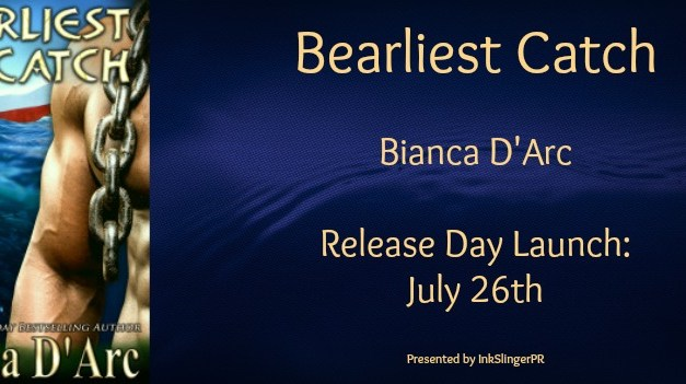 Bearliest Catch by Bianca D'Arc Blog Tour