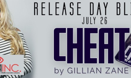 Cheat by Gillian Zane Blog Tour