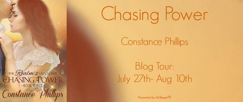Chasing Power by Constance Phillips Blog Tour