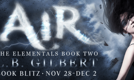 Air by L.B. Gilbert Release Blitz