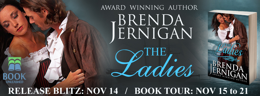 The Ladies by Brenda Jernigan Release Day Blitz