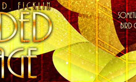 The Gilded Cage by Sherry D. Ficklin Cover Reveal
