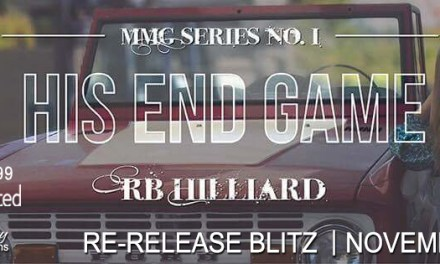 His End Game by R.B. Hillard Re-Release Blitz
