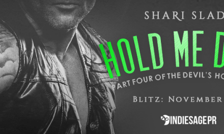 Hold Me Down by Shari Slade Book Blitz