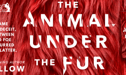 The Animal Under the Fur by E.J. Mellow Cover Reveal