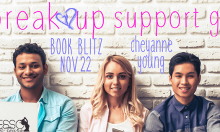 The Breakup Support Group by Cheyanne Young Book Blitz