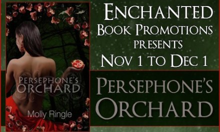 Persephone's Orchard by Molly Ringle Blog Tour
