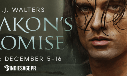 Drakon's Promise by N.J. Walters Blog Tour