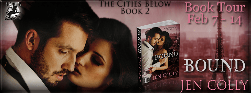 Bound by Jen Colly Blog Tour