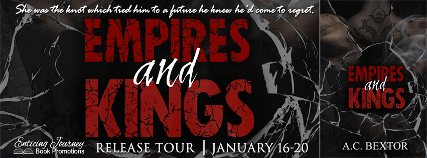 Empires and Kings by A.C. Bextor Release Tour