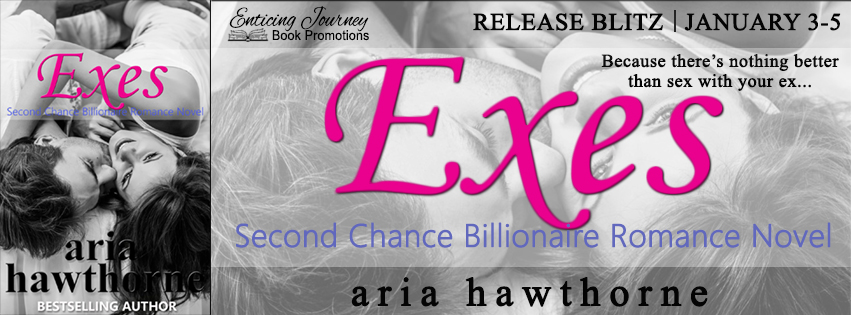 Release Blitz: Exes by Aria Hawthorne