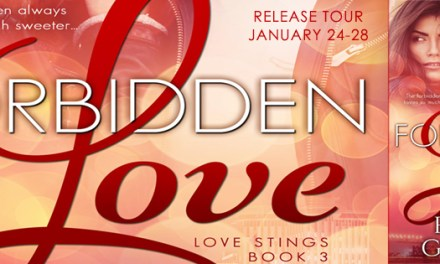 Forbidden Love by Evan Grace Release Tour