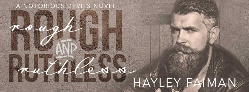 Rough & Ruthless by Hayley Faiman Cover Reveal