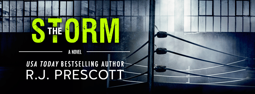 The Storm by R.J. Prescott Cover Reveal