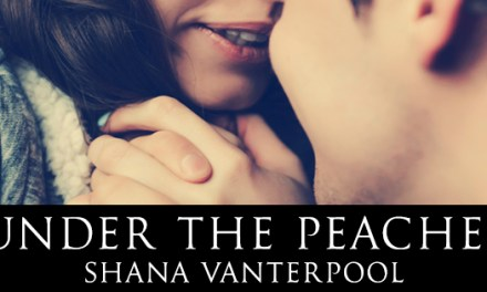 Under The Peaches by Shana Vanterpool Cover Reveal